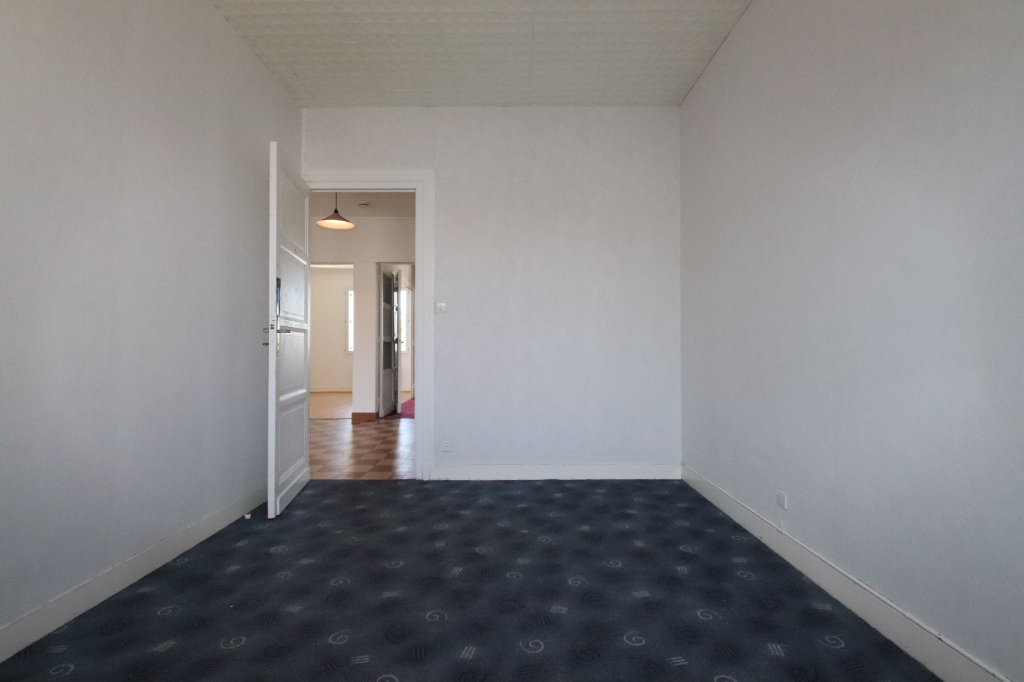 Royan - Centre-ville - Appartement F3 - 60m² 9/13